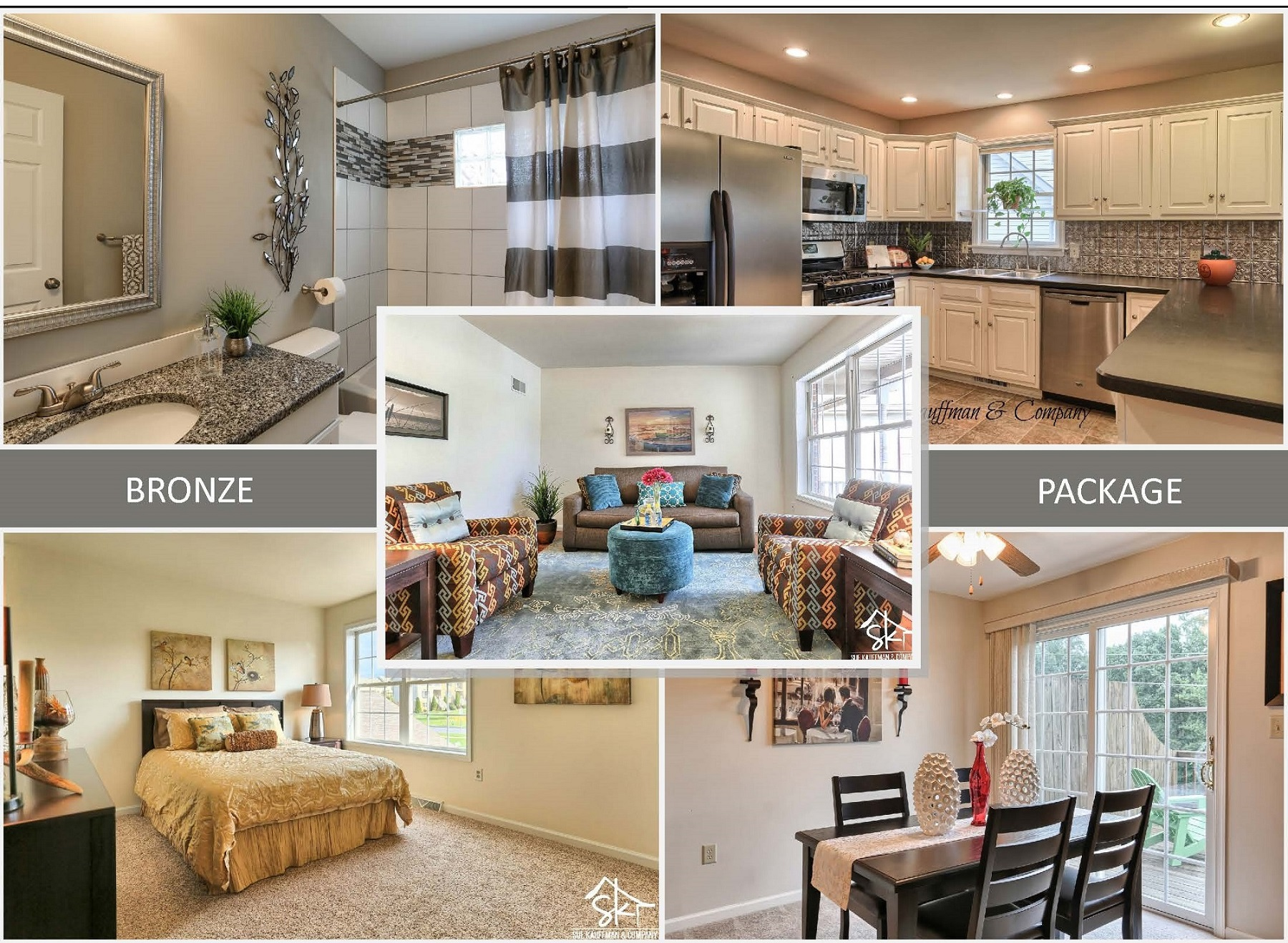 home staging packages sue kauffman staging extraordinaire